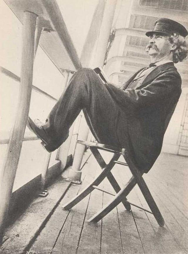 Mark Tven