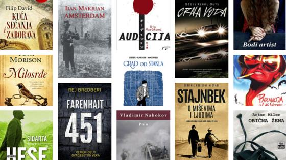 Kratke, a slatke: 45 knjiga koje se čitaju u dahu