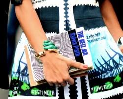 S one strane ogledala: književnost i moda