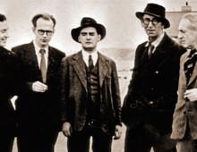 Tragovima Leopolda Bluma: prvi Blumsdej, Dablin (1954)