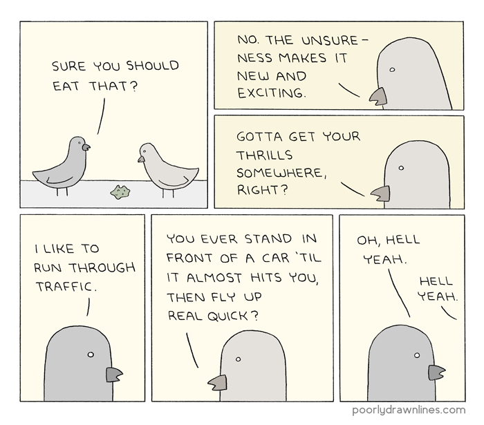 Foto: Poorly Drawn Lines